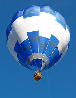 Heteluchtballon PH-JOY, Le Ballon Bleu